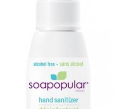 Clearview changes to non-alcohol based hand sanitizer and disinfectant