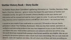 Stettler History Book