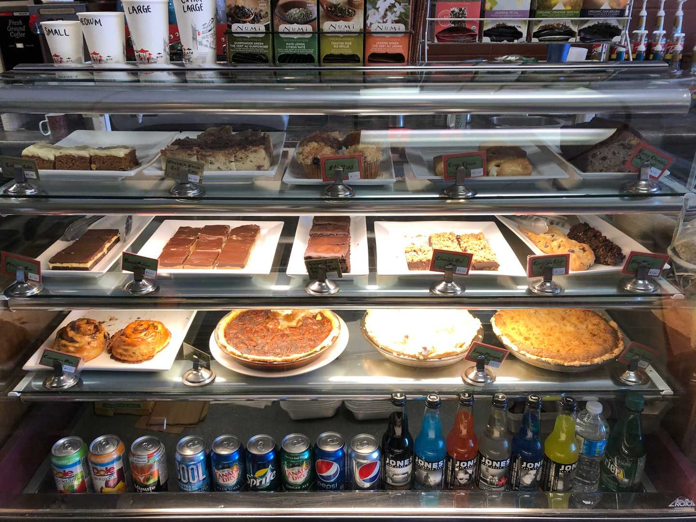 Oh the pies..... #gottatrythem