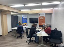 Business centre holds Job Fair