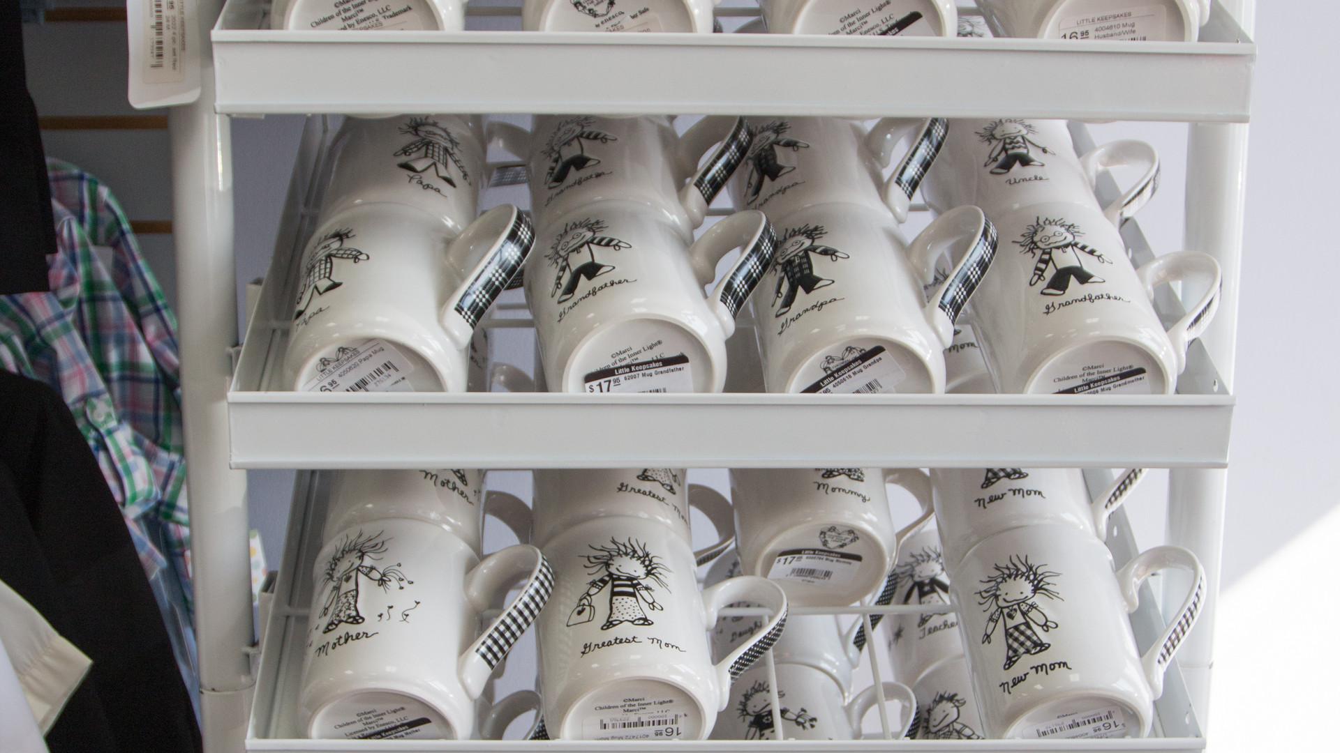 Mugs make a great gift