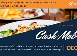 December 9 Cash Mob!
