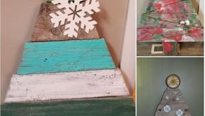 Christmas Tree Craft Fund Raiser - Animal Haven Rescue