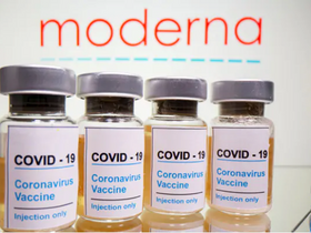 Alberta receives 16,900 doses of Moderna vaccine (video)