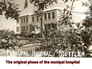 Our History - Stettler Municipal Hospital