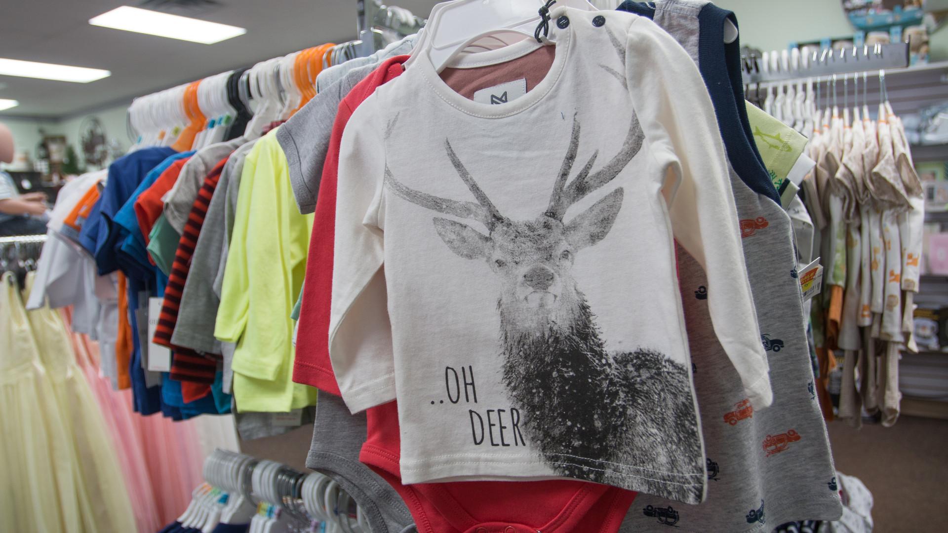 Fun kids clothes