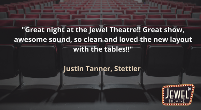 Thanks for the review Justin!