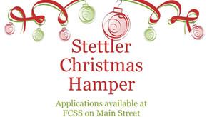 Christmas Hamper Deadline