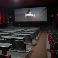 Jewel Theatre Big Screen
