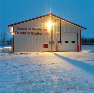 Bulk Water Truck Fill Station