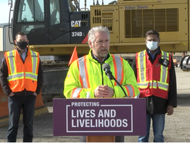 Capital maintenance supports 15,000 jobs (video)