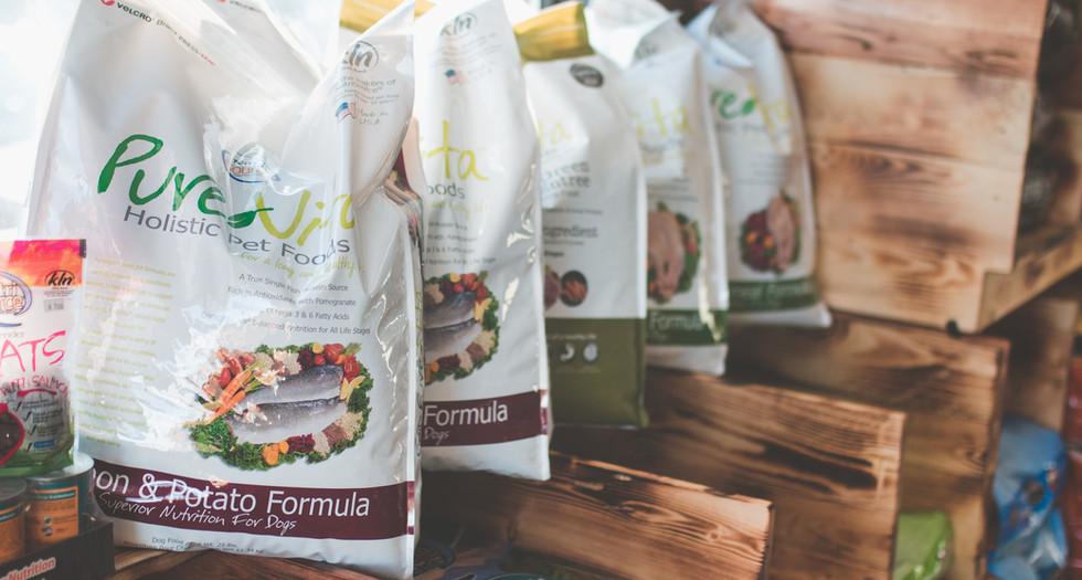 PureVita Dog & Cat food