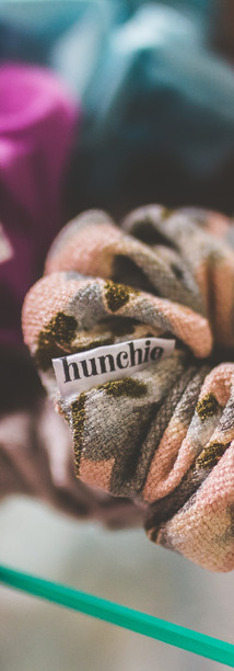 We love scrunchies