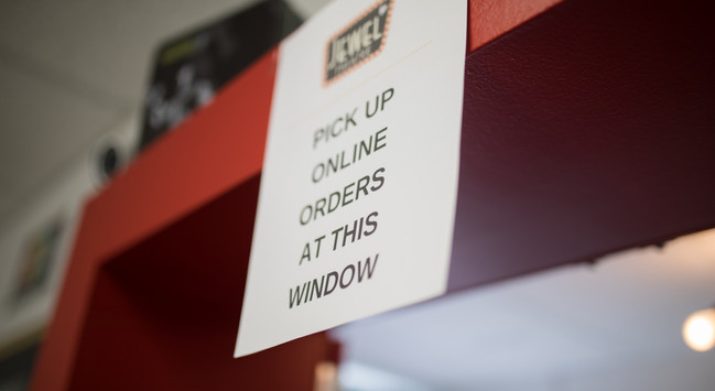 Order online, pick up at Box Office window!