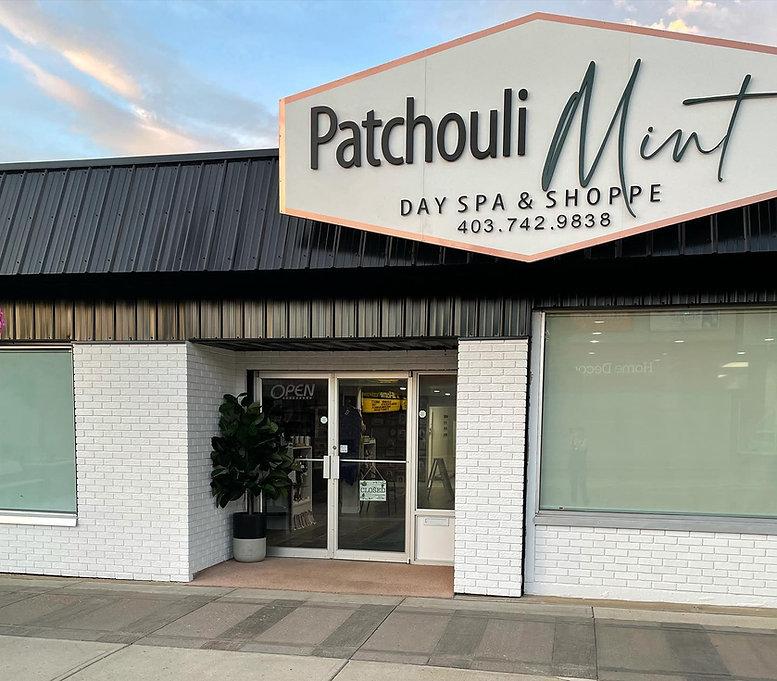 PatchouliMint Spa