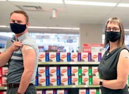 Flu shots now available across Alberta