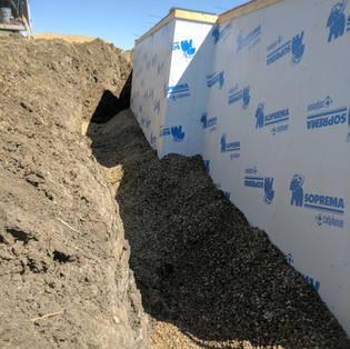 Insulated Concrete Form - ICF