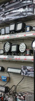 lamps lights stettler