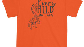 Orange Shirt Day acknowledges survivors of residential schools