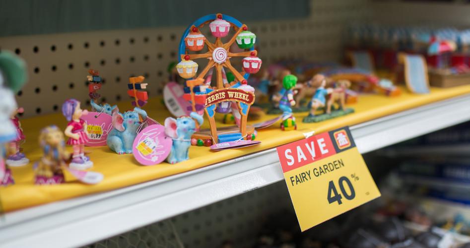 Tiny toys too