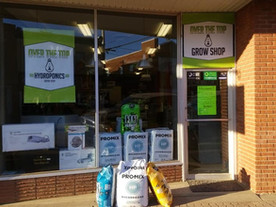 Hydroponics store opens in Stettler