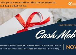 November 12 Cash Mob!