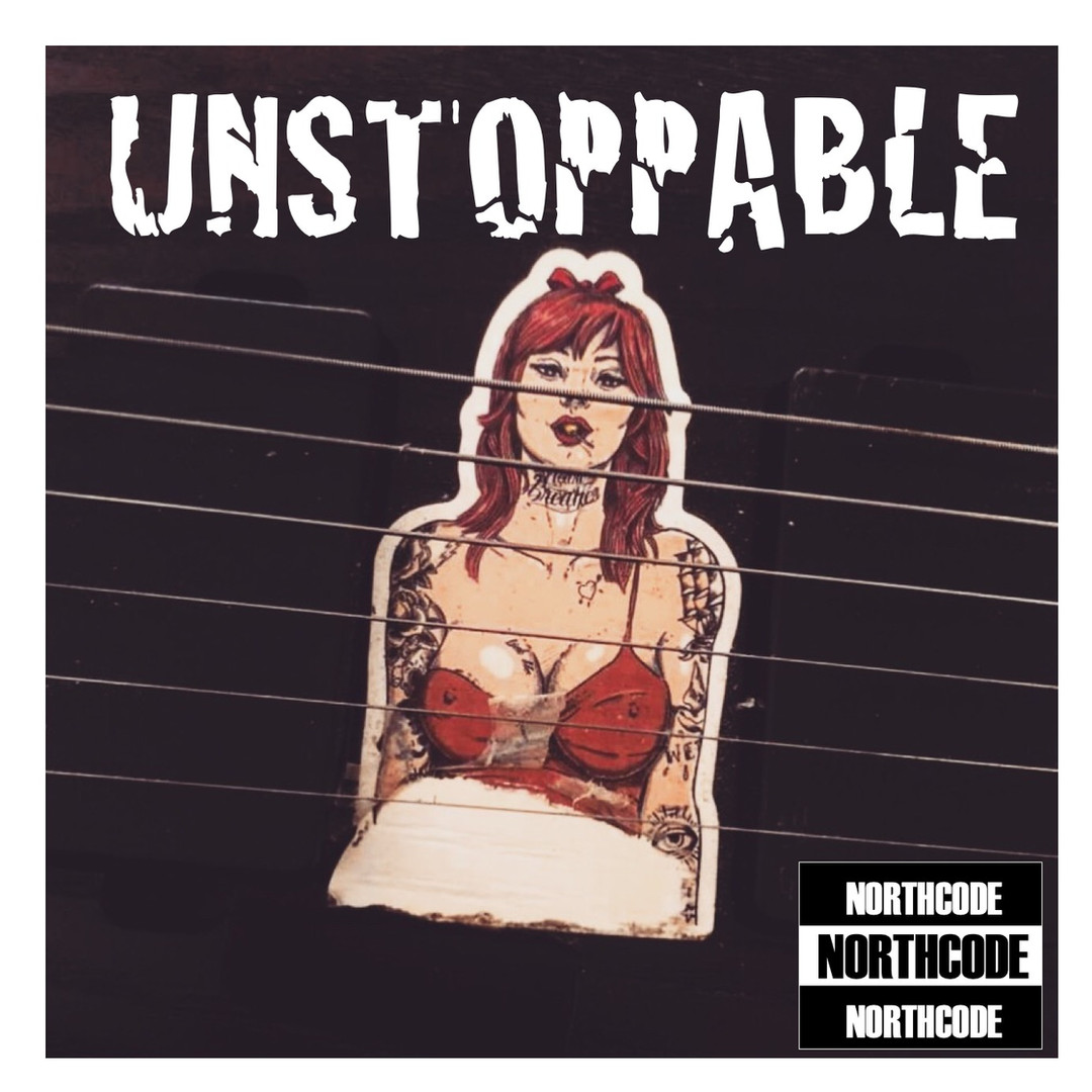 UNSTOPPABLE COVER. First single out 04_0
