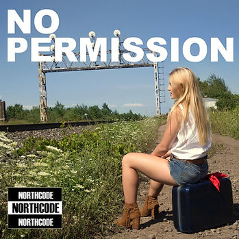 NO PERMISSION SINGLE COVER