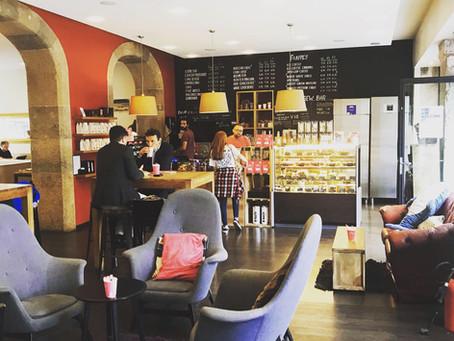 Boréal Coffee Shop in Genf und Zürich