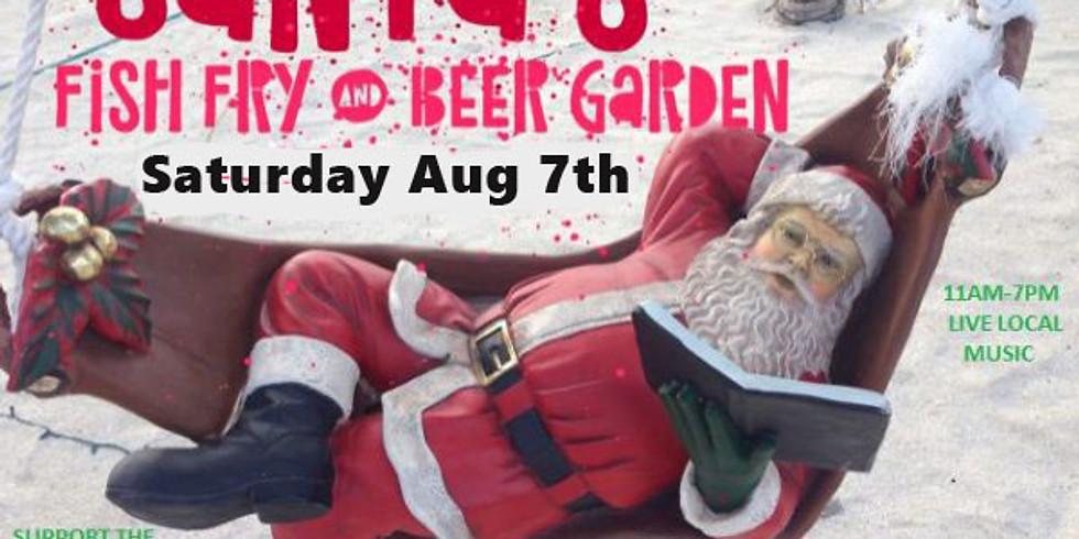 Santa's Fish Fry & Beer Garden