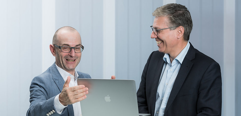 Moving Spirit AG; Beratung; Benno Stäheli; Roland Meyer