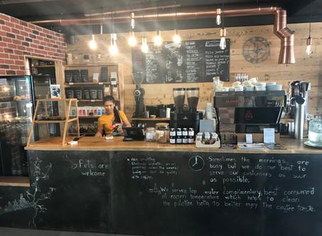 Coffee Shop Sleepy Bear in Lausanne