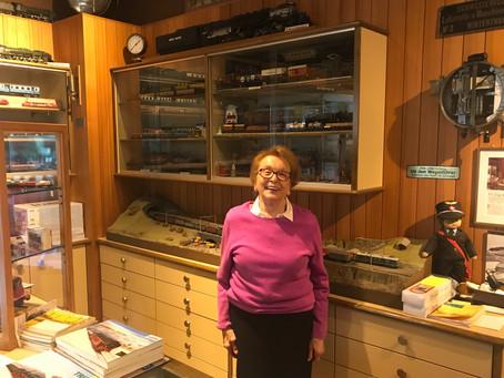 92jährige Geschäftsfrau: Gib niemals auf!