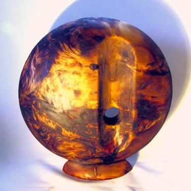 Flaming Disc