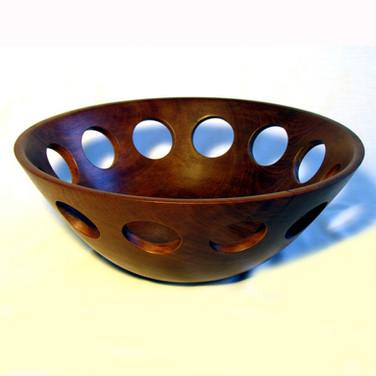 Bowl Holey Totora