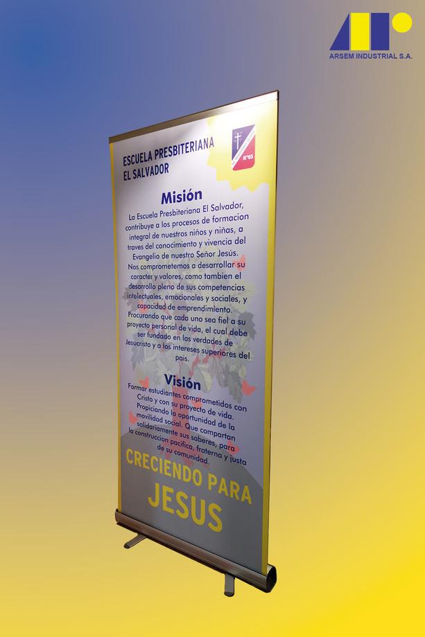 Pendon Roller Mision y Vision