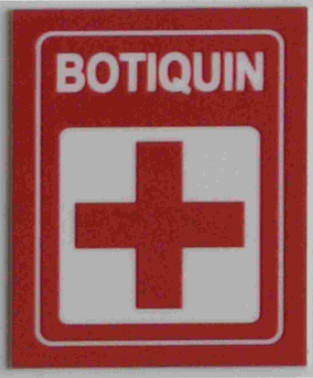 Senal Botiquin