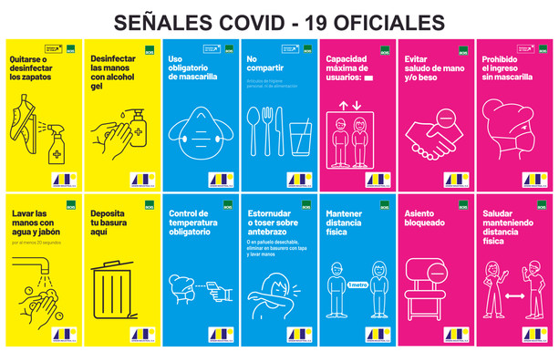 SENALES COVID-19