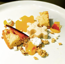 Food by Nat Tallents - Dessert