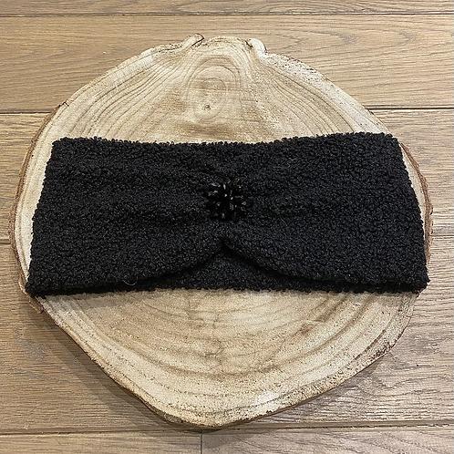 Haarband zwart - 70913
