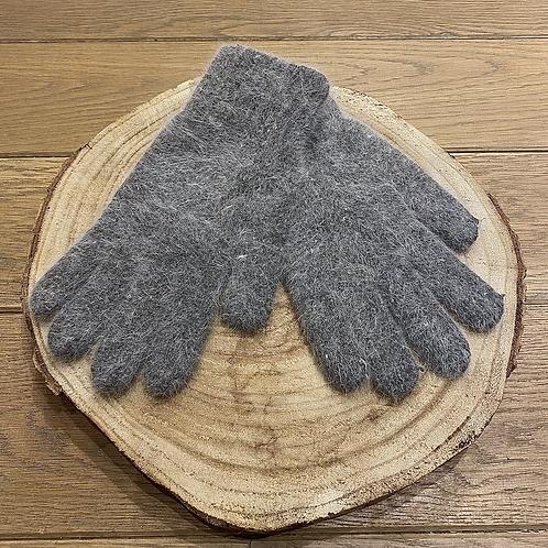 Handschoenen grijs - 70910