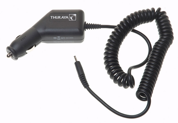 Chargeur 12v-Allume-cigare pour Thuraya XT-PRO DUAL