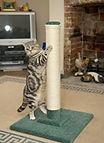 Large Heavy Duty Single Scratching Pole
