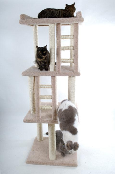 De Luxe What Not Cat Scratcher