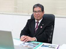 代表取締役社長 眞栄平 孝