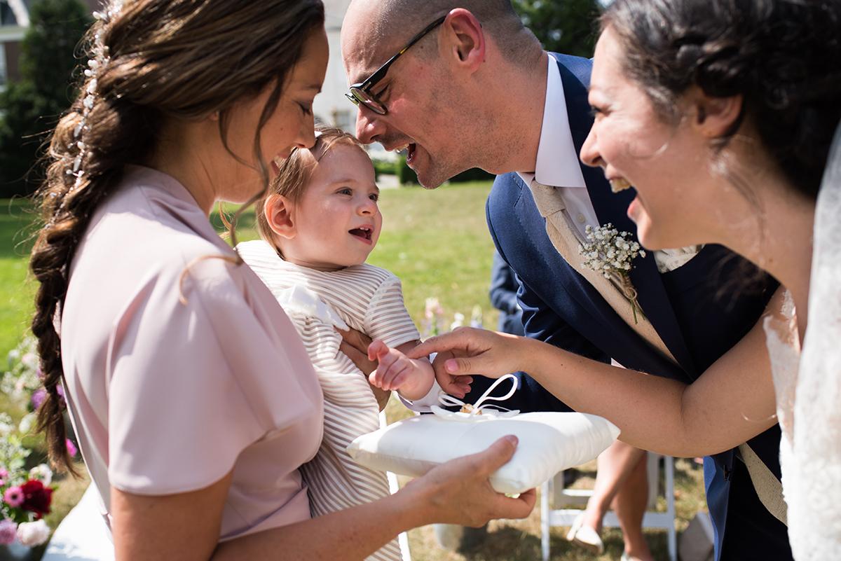 Spontane trouwfotografie Heemskerk, cere