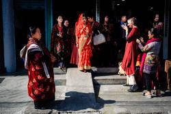 Trouwfotograaf in Nepal Denise Motz
