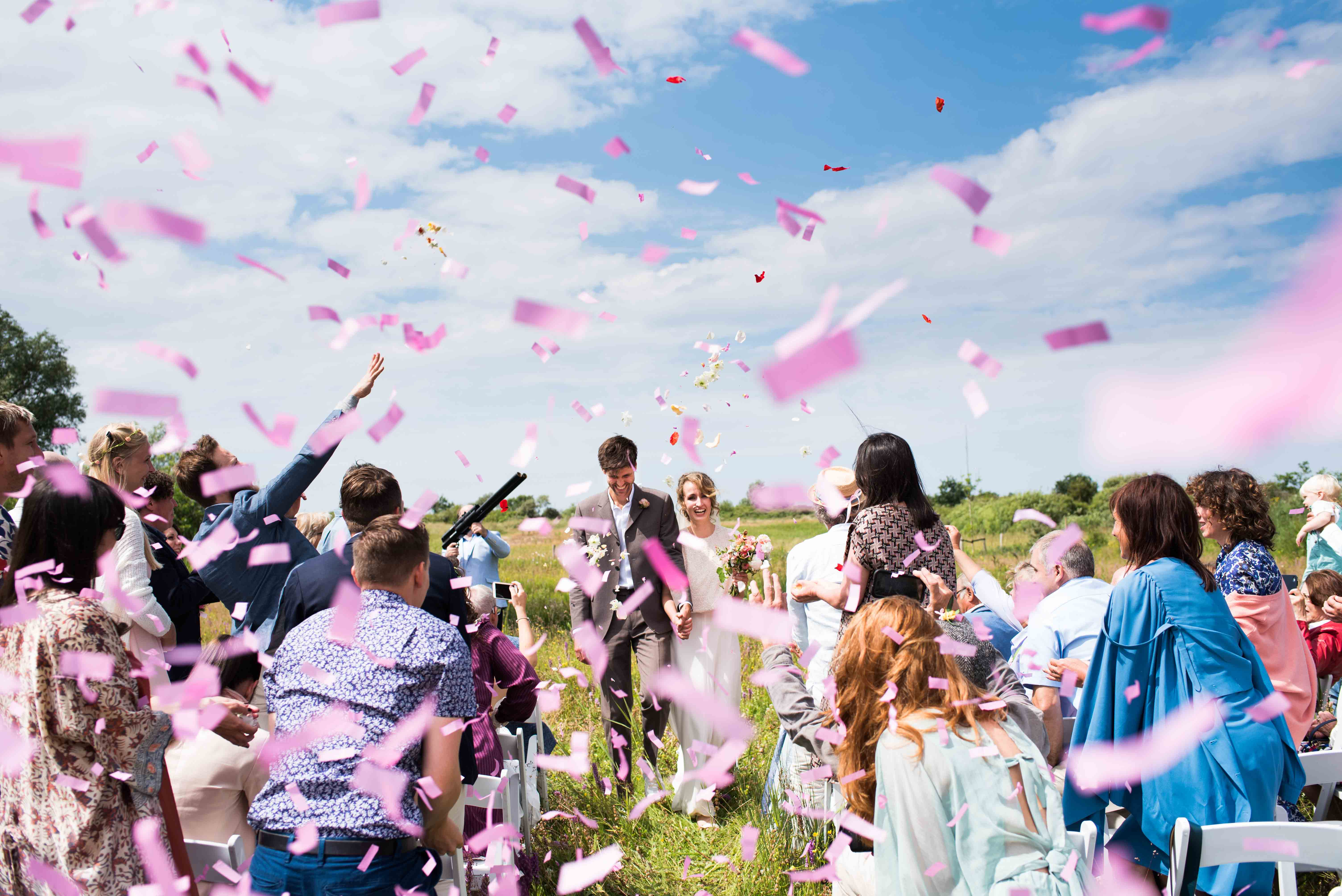 Trouwfotografie Zeeland ceremonie feest.
