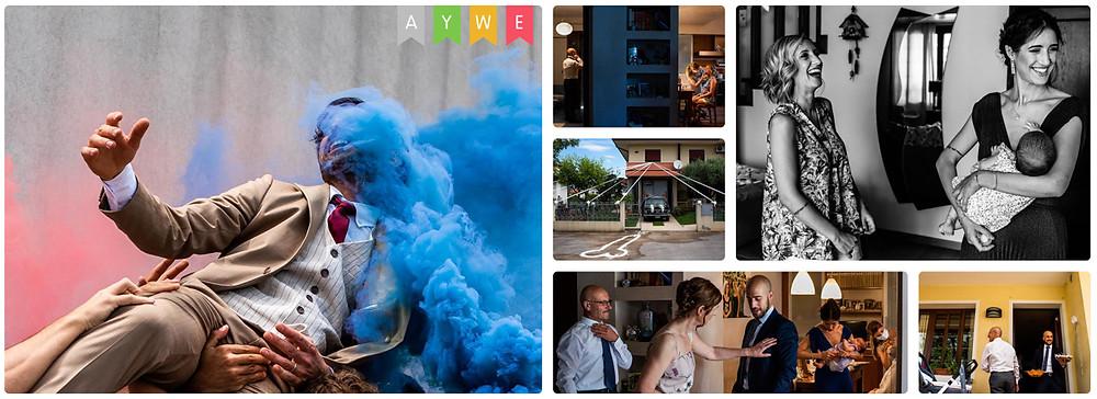 Nominatie beste trouwfotograaf ter wereld Mywed