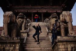 Trouwfotograaf Denise Motz in Nepal